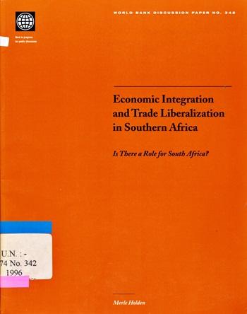 international business economic integration