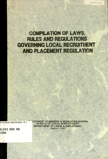 Bureau Of Local Employmentdepartment Of Labor And Employment Ppt Download