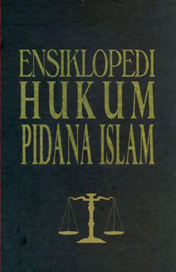 Ebook Hukum Pidana Islam